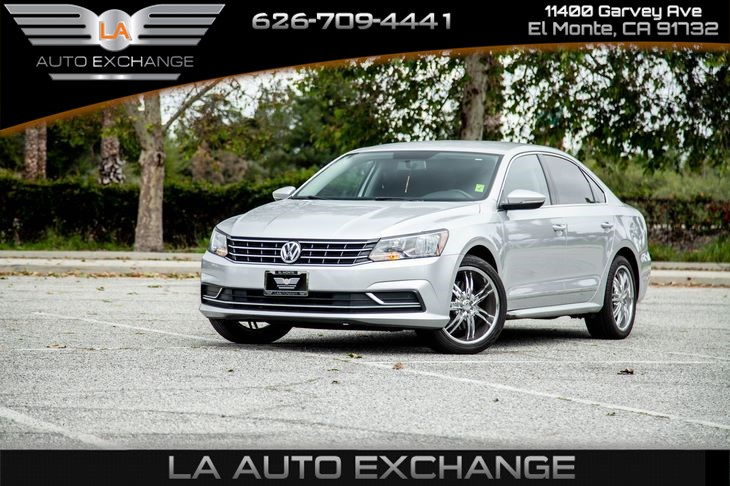 2016 Volkswagen Passat 1.8T S (Turbo and Rear View Camera)