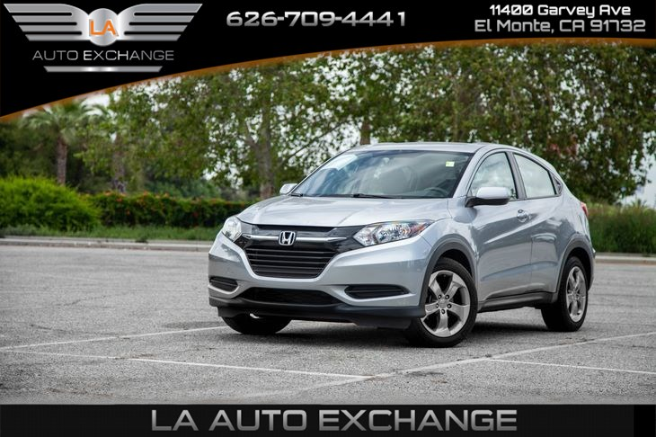 2017 Honda HR-V LX (Backup Camera & MP3)