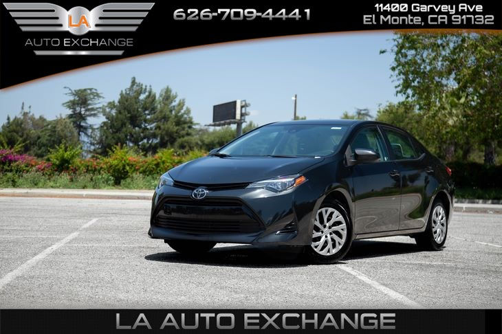 2017 Toyota Corolla LE (Backup Camera & Mp3)