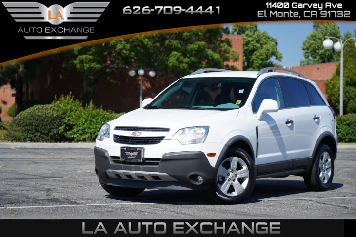 2014 Chevrolet Captiva Sport Fleet LS (Mp3 & Satallite Radio)