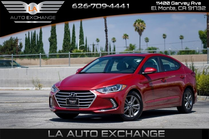 2018 Hyundai Elantra Value Edition (Backup Camera & Keyless Start)
