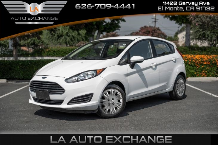 2016 Ford Fiesta S(AIR CONDITIONING)