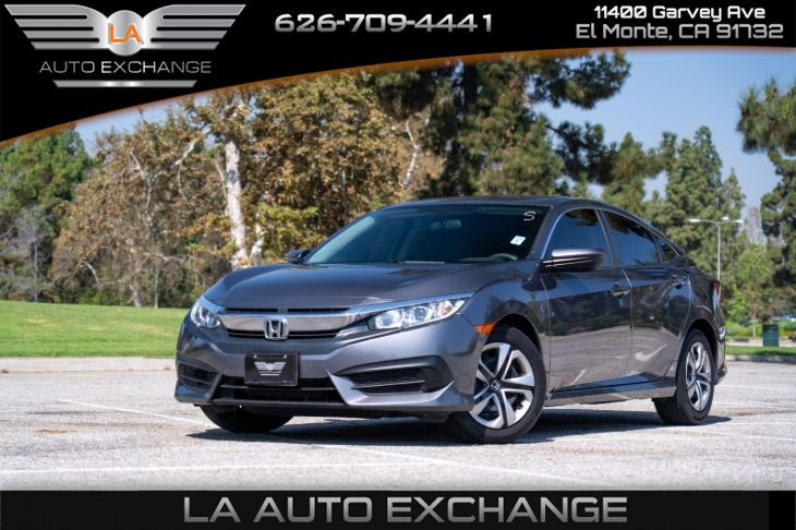 2018 Honda Civic Sedan LX(Backup Camera & Mp3)