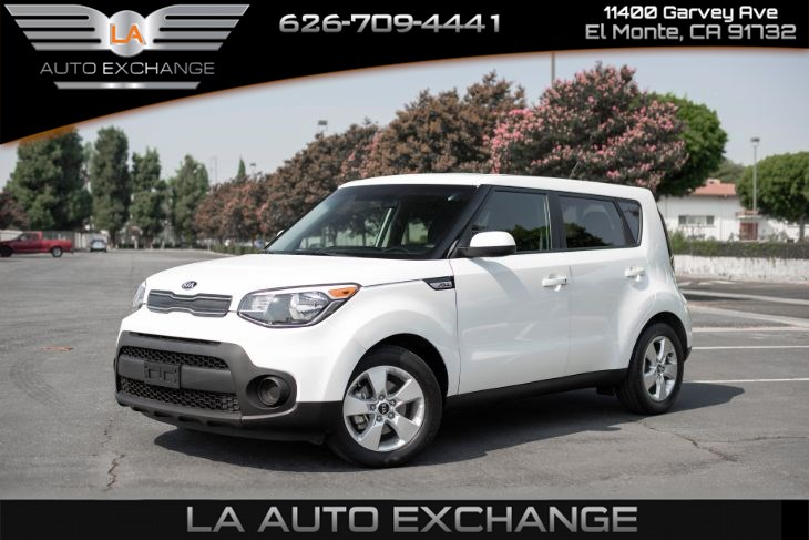 2018 Kia Soul Base( AIR CONDITIONING & POWER WINDOWS)