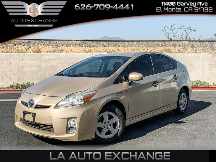 2011 Toyota Prius I (Air Conditioning)