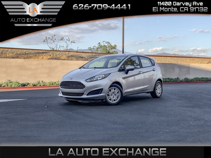 2016 Ford Fiesta S (Air Conditioning)