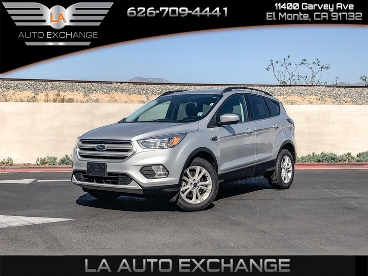 2018 Ford Escape SE (Backup Camera)