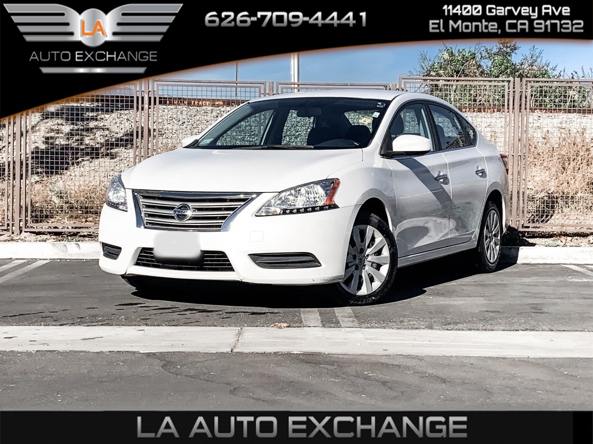 2014 Nissan Sentra SV (Keyless Entry & Cruise Control)
