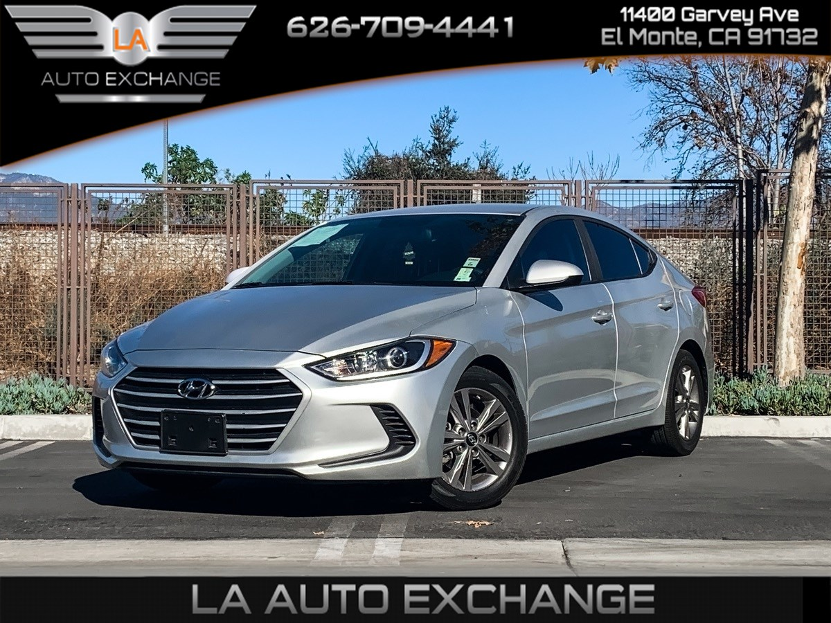 2017 Hyundai Elantra SE (Backup Camera & Mp3)