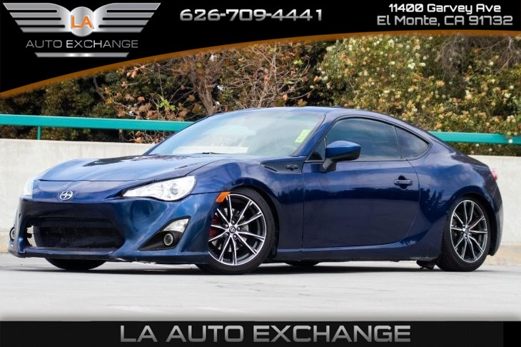 2015 Scion FR-S (Cruise control & Valet Function)