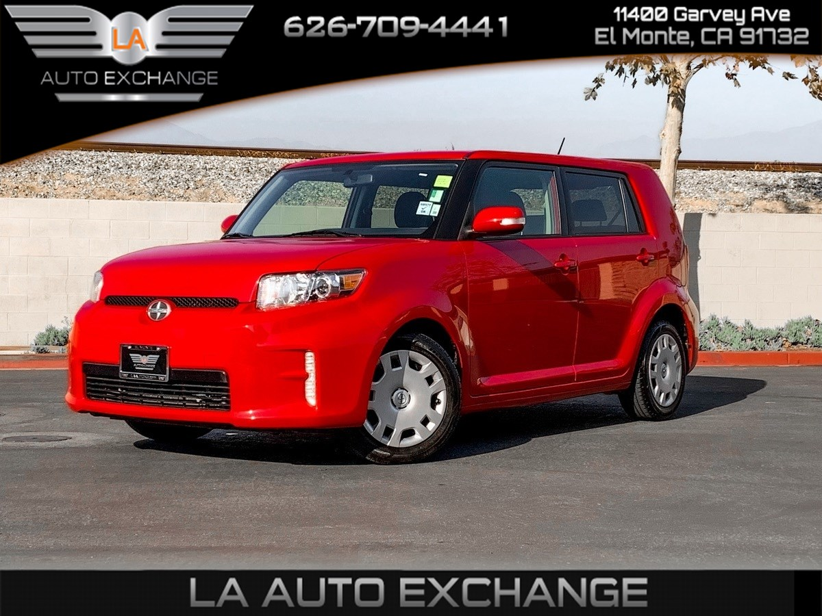 2015 Scion xB (Backup Camera & Bluetooth)