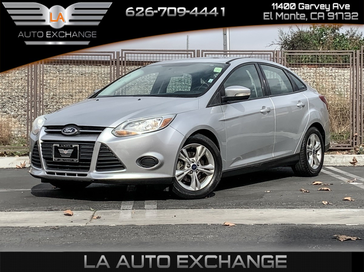 2014 Ford Focus SE (Mp3 & Cruise Control)