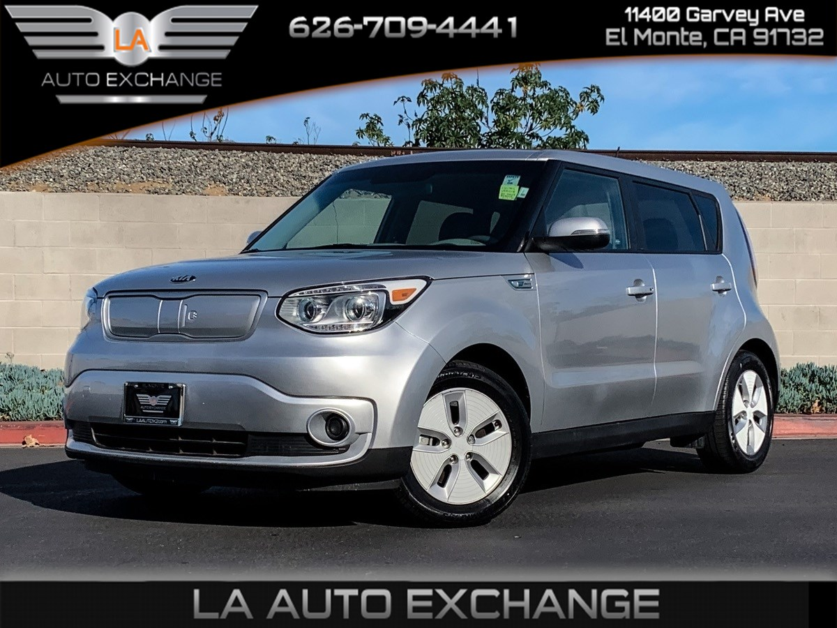 2016 Kia Soul EV (Navigation & Backup Camera)