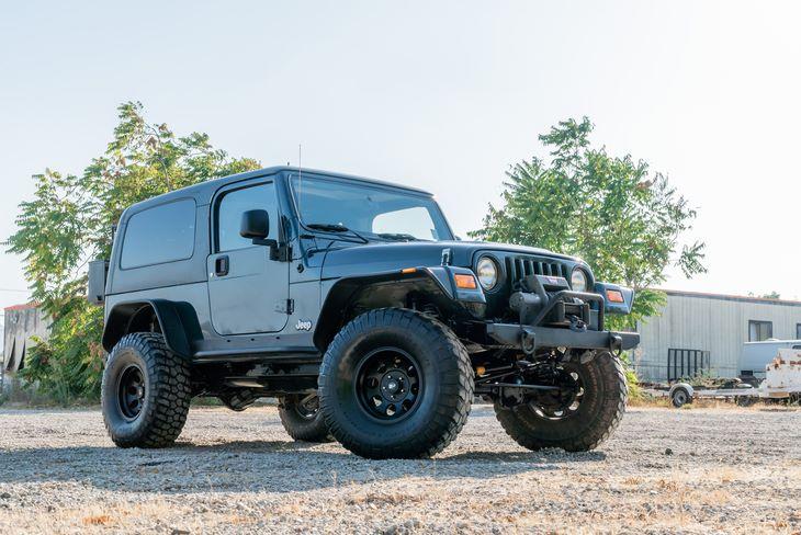 2006 Jeep Wrangler Unlimited - Fontana Motors Direct