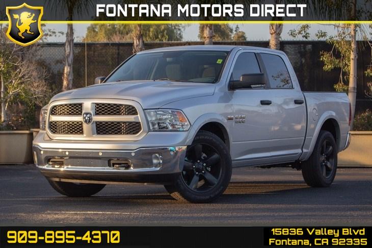 2015 Ram 1500 Outdoorsman - Fontana Motors Direct