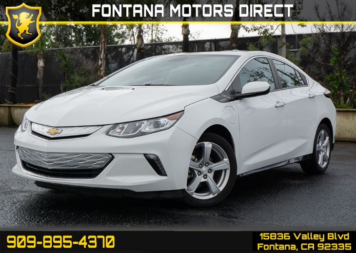 chevy volt maintenance schedule 2016