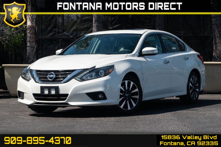 2017 Nissan Altima (2.5 TECHNOLOGY PACKAGE)