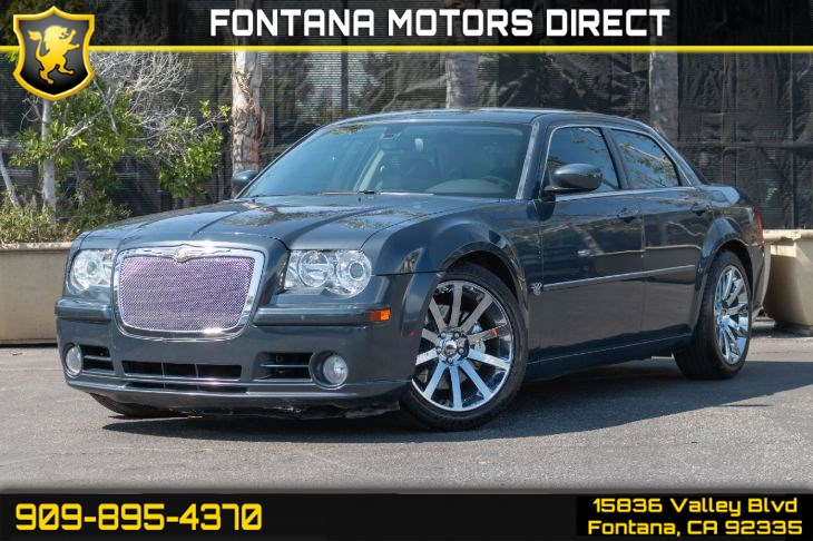2007 Chrysler 300 SRT-8 (Sunroof & SRT Option Group II)