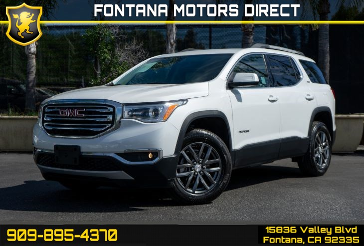 2017 GMC Acadia SLT-1 (Back-up Camera & WIFI Hotspot)