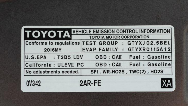 2016 Toyota Camry SE - Fontana Motors Direct