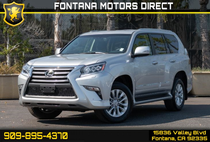 2016 Lexus GX 460 (Premium Package)