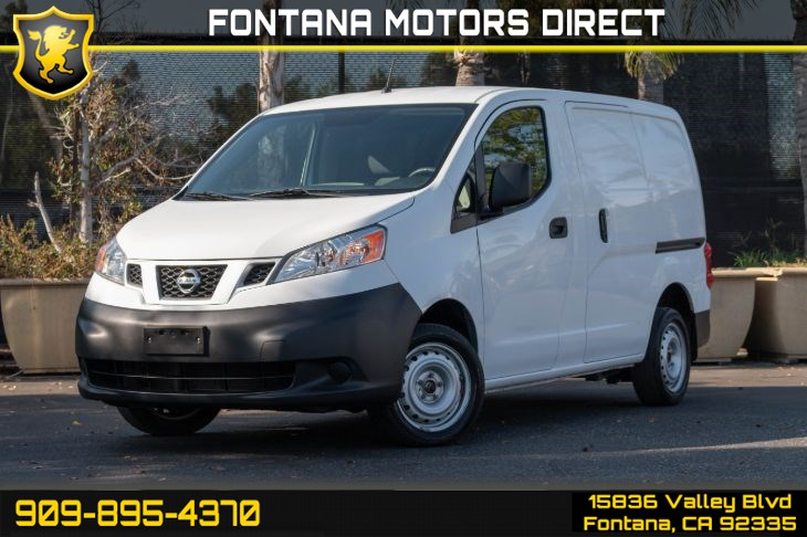 2017 Nissan NV200 Compact Cargo (CRUISE CONTROL PACKAGE)