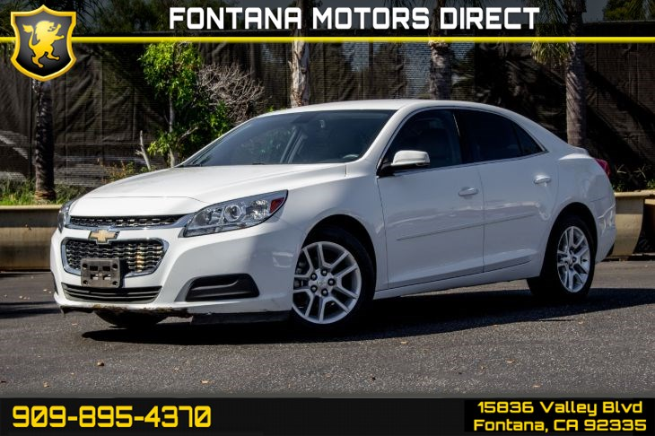 2015 Chevrolet Malibu LT (Power Convenience Package)