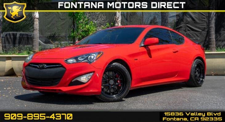 2014 Hyundai Genesis Coupe 2.0 T >> 2014 Hyundai Genesis Coupe 2 0t R Spec Fontana Motors Direct