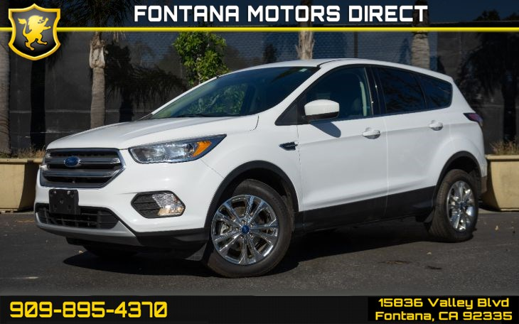 2017 Ford Escape SE (Bluetooth & Backup Camera)