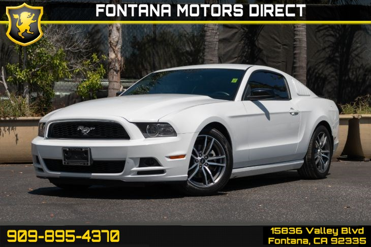 2014 Ford Mustang V6 (Technology Package & Appearance Package)