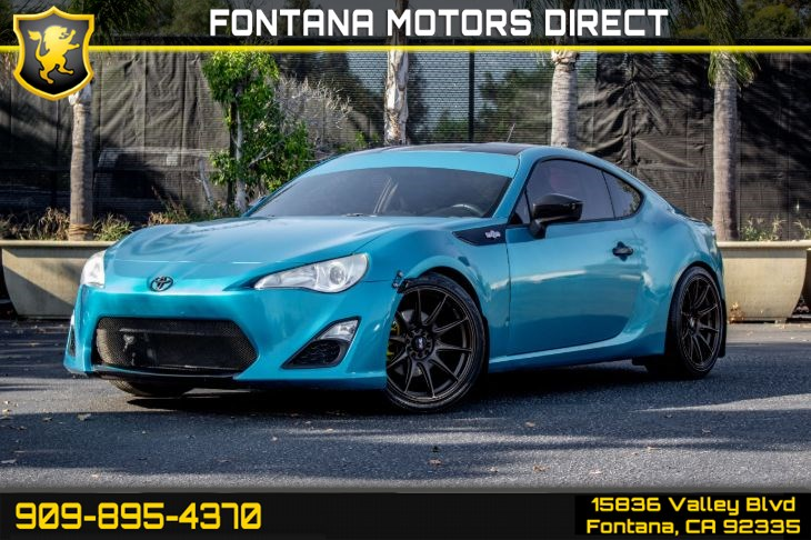 2013 Scion FR-S (PREMIUM AUDIO W/BESPOKE)