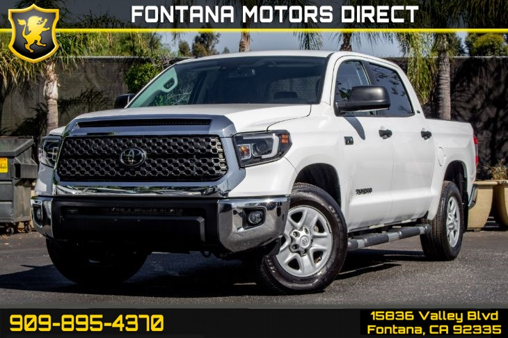 2018 Toyota Tundra 2WD (SR5 UPGRADE PACKAGE)