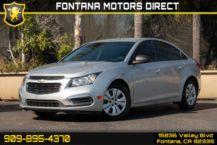 2016 Chevrolet Cruze Limited LS Auto (Bluetooth)
