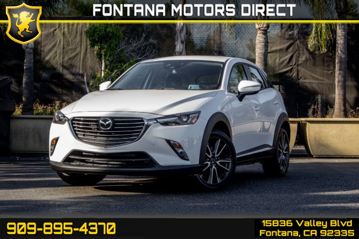2016 Mazda CX-3 (Grand Touring Package)