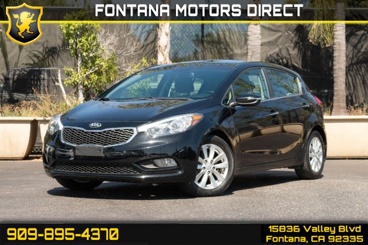 2015 Kia Forte 5-Door EX (Cruise Control & Brake Assist)
