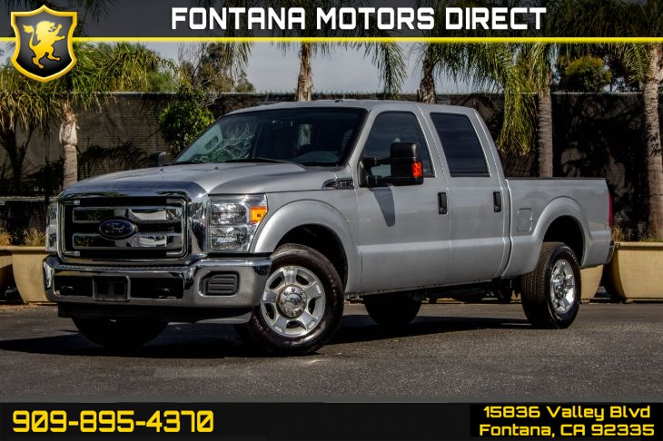 2016 Ford Super Duty F-250 SRW XLT (Payload Package & Bluetooth)
