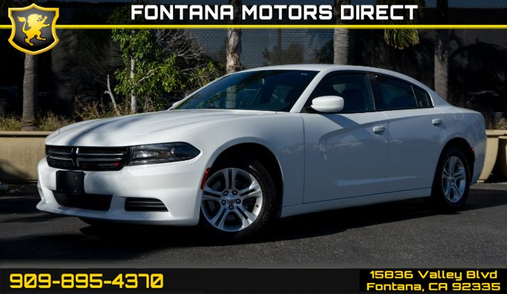 2016 Dodge Charger SE (Popular Equipment Package)