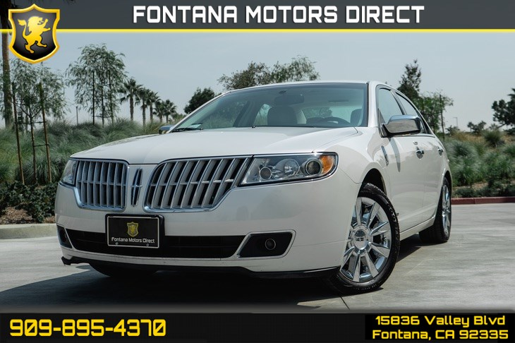 2012 Lincoln MKZ Hybrid (EXECUTIVE PACKAGE AND NAVIGATION PACKAGE)
