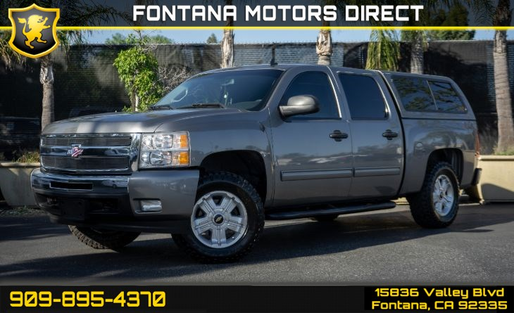 2009 Chevrolet Silverado 1500 LT (Power Pack Plus & Exterior Plus Package)