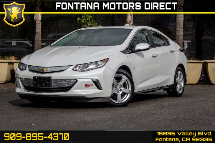 2016 Chevrolet Volt LT (Navigation & Backup Camera)