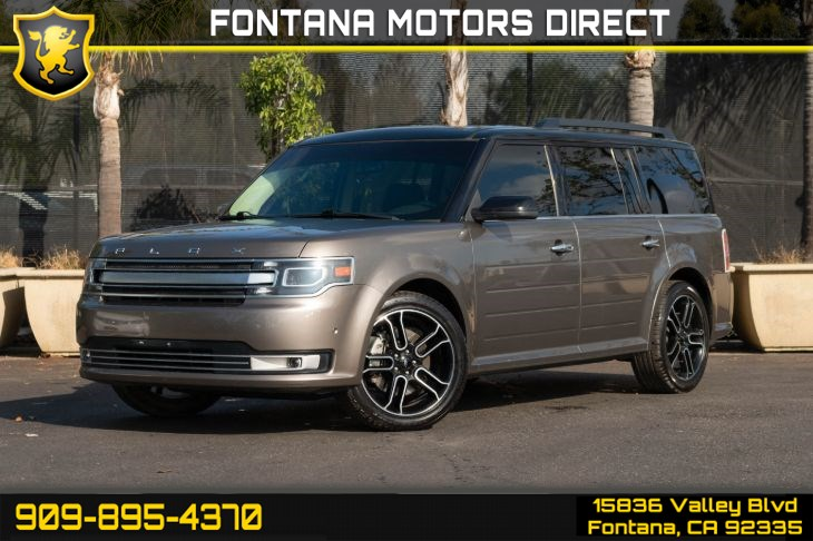 2014 Ford Flex Limited (Appearance Package & Navigation System)