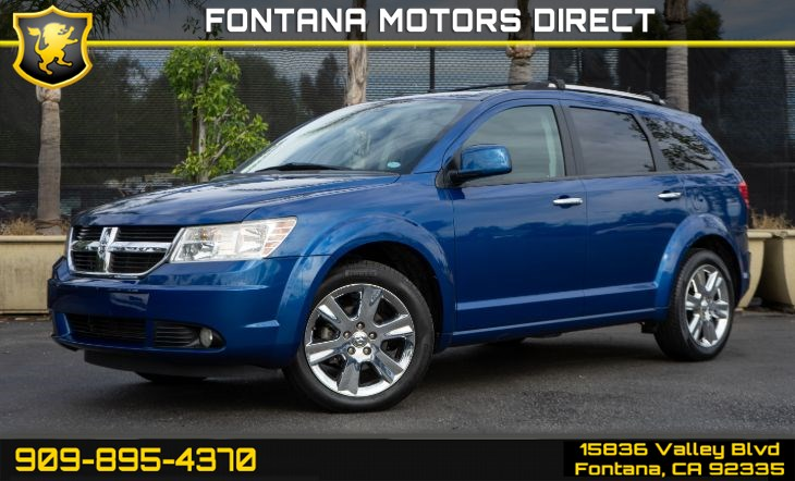 2009 Dodge Journey R/T (Flexible Seating Group & Sunroof)