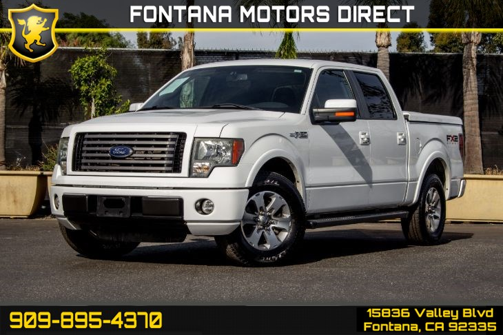 2010 Ford F-150 FX2 (Sport Package & Trailer Package)
