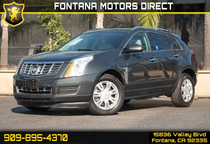 2014 Cadillac SRX (Luxury Collection & Navigation Package)
