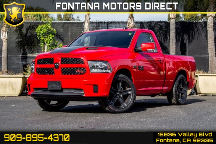 2014 Ram 1500 R/T (CONVENIENCE Package)
