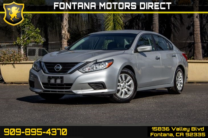 2018 Nissan Altima 2.5 (S CONVENIENCE PACKAGE)