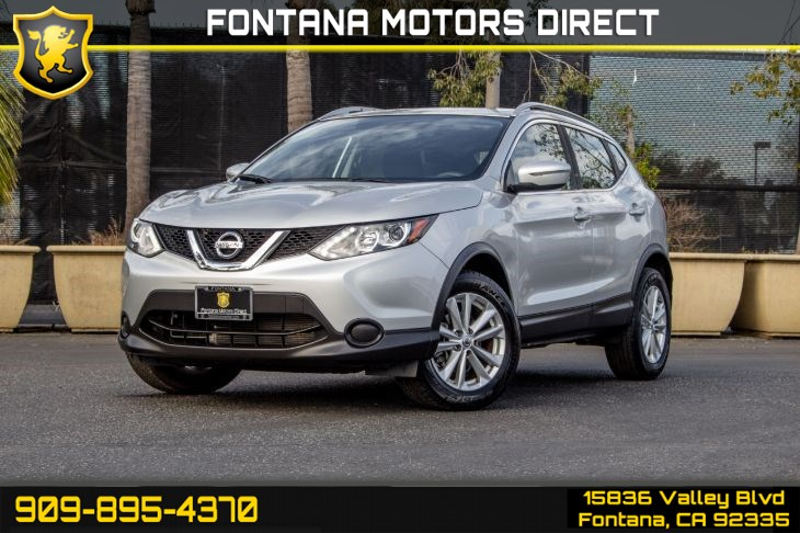 2017 Nissan Rogue Sport SV (All Wheel Drive & Back-Up Camera)