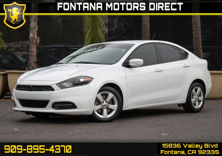 2015 Dodge Dart SXT (Back-up Camera & Navigation System)