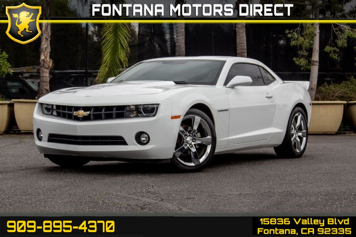 2012 Chevrolet Camaro 2LT (RS PACKAGE)