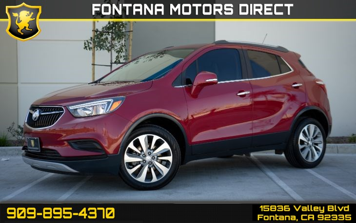 2017 Buick Encore Preferred (Bluetooth & Backup Camera)